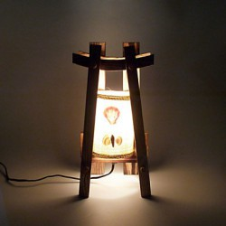Creative Personality Furnishing Articles Gifts Vintage Vintage Boutique Handicraft Desk Lamp Led Light