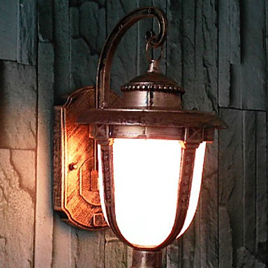 Outdoor Wall Lights , Traditional/Classic E26/E27 Metal - Lighting pop