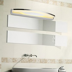 Bathroom Lighting LED Modern/Contemporary Metal Wall light 17W 80cm Long