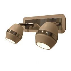 LED Modern Spherical Chrome Wall Lights/Bathroom Lights With 2 Lights 6W (AC100-240V)