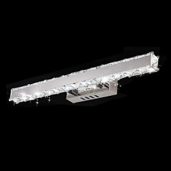 Crystal / LED Bathroom Lighting,Modern/Contemporary LED Integrated Metal