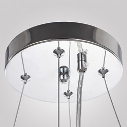 MAX:60W Traditional/Classic Crystal Chrome Metal Chandeliers Living Room / Bedroom / Dining Room / Study Room/Office / Entry / Hallway
