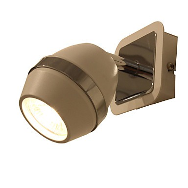 LED Modern Spherical Chrome Wall Lights/Bathroom Lights 3W (AC100 ...