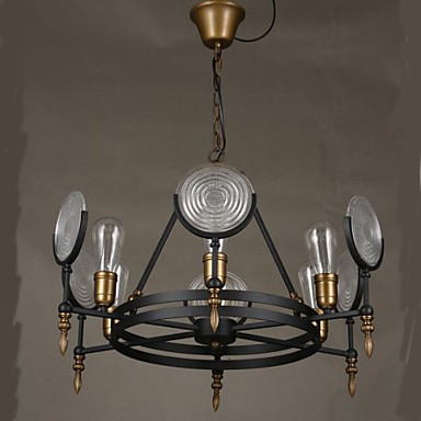 Tieyi Chandelier Chandelier Personality 6A