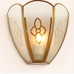 Wall Sconces Mini Style / Bulb Included Traditional/Classic Metal