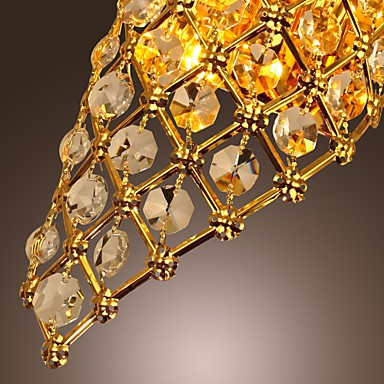 Next Crystal Wall Lights : Artistic Crystal Wall Light with 2Lights - Lighting pop