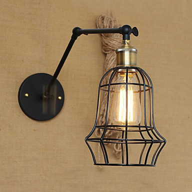 Wall Sconces Swing Lights Reading Mini Style Rustic Lodge Metal