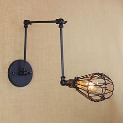 Iron Arm Loft Retro Industrial Corridor Aisle Stairs Hallway Table Simple Creative Restaurant Bar Lamp