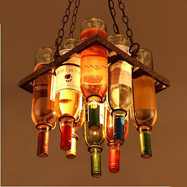 Bars Restaurants Cafes Bottle Personality Bar Droplight Sitting Room