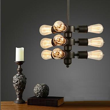 Edison Retro Light Chandelier