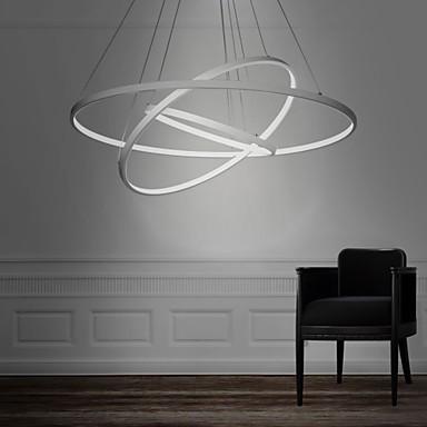 office pendant light. 90W Pendant Light Modern Design/ LED Three Rings/ 220V~240/100~ Office
