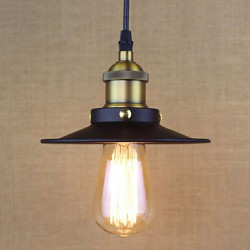 American Country Style Ultra Miniature Retro Industrial Simple Small Pendant Lamp