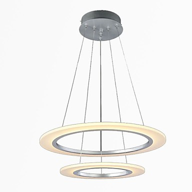 Modern LED Pendant Light Ceiling Hanging Chandeliers Lamp