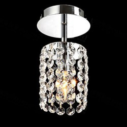 Mini Crystal Ceiling Light