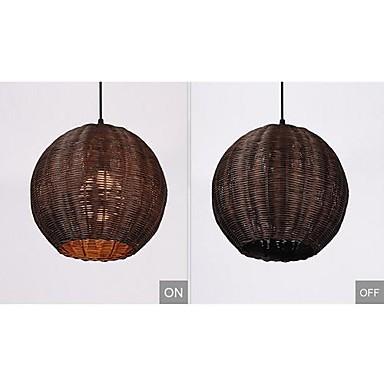 Modern Contemporary Lantern Country Globe Metal