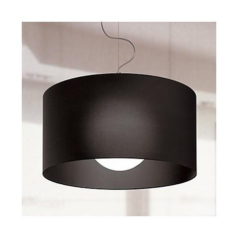 60w E27 Iron Pendent Light With Black Shade Lighting Pop
