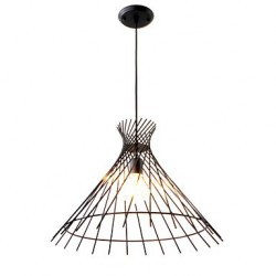 Chandeliers / Pendant Lights Mini Style Rustic/Lodge / Retro / Study Room/Office / Game Room / Garage Metal