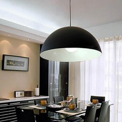 60W Modern/Contemporary Metal Pendant Lights Living Room