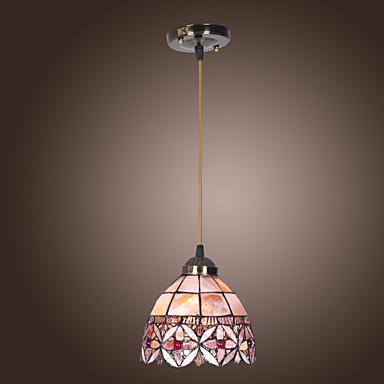 Max 60w Tiffany Bowl Mini Style Pendant Lights Living Room Dining Room Entry Lighting Pop