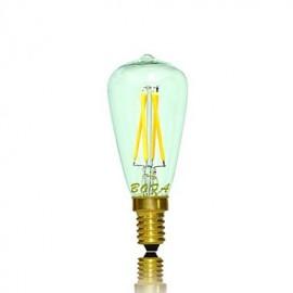 E14 220V 2200K-2700K 200-300Lm ST38 3W 4LED Bulb Edison Retro Led Bulb