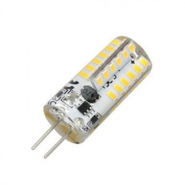 3W G4 LED Corn Lights T 48 SMD 3014 200-300 lm Warm White AC 12 V