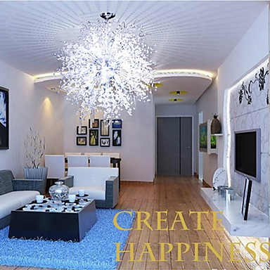 Chandeliers / Pendant Lights imitated Crystal / LED Globe Living Room / Study Room