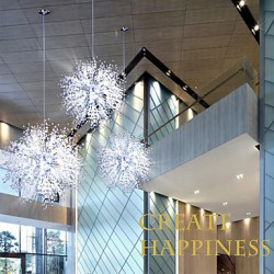 Chandeliers / Pendant Lights imitated Crystal / LED Globe Living Room / Study Room