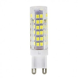 E14 / G9 LED Corn Lights 75 SMD 2835 700 lm Warm White / Cool White Decorative AC220-240V 1 pcs