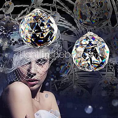 Pendant Luxury Modern Crystal Living 3 Lights