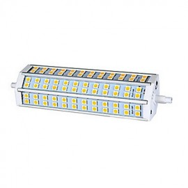 18W Decoration Light T 72LED SMD 5050 1300LM lm Warm White / Cool White Decorative 85-265V 1 pcs