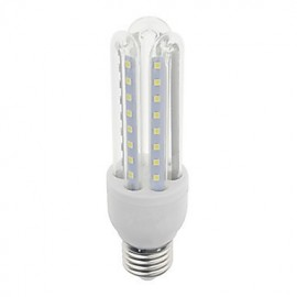 SD 1PCS E27 9W 750lm Warm White/White Light 48 SMD 2835 LED Corn Lamps (AC 85-265V)