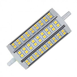 15W R7S Decoration Light T 54LED SMD 5050 1100LM lm Warm White / Cool White Decorative 85-265V 1 pcs