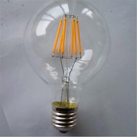 G80 6W LED Energy Saving Retro Decorative Imitation Tungsten Lamp