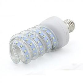 Energy Saving Spiral Led Corn Light 15W E26/E27 Base AC 85-265V 2835 SMD White/Warm White Retro Style