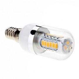 9W E14 LED Corn Lights T 27 SMD 5630 680-760 lm Warm White AC 85-265 V