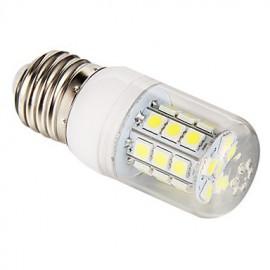 3W E26/E27 LED Corn Lights T 27 SMD 5050 270 lm Natural White AC 85-265 V