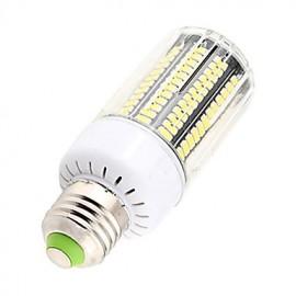 18W E26/E27 LED Corn Lights G45 136LED SMD 5730 1000-1100LM lm Warm White / Cool White Decorative AC 110/220 V 1 pcs