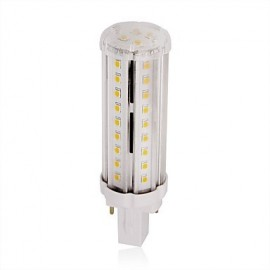 1 pcs G24 9 W 58 SMD 2835 100LM LM Warm White / Natural White T Decorative Corn Bulbs AC 85-265 V