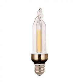 Super Bright LED Lighting Energy-saving New LED Candle Bulb LED Pull E27 led Bulb Lamp 4W 300-400LM AC 220V