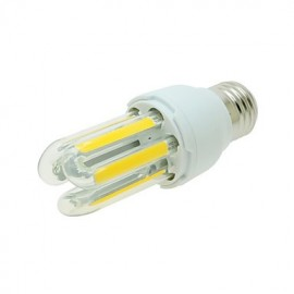 5W E27 LED Energy Saving Lights COB SMD 480 lm Warm White / Cool White AC110-240V (1 Piece)