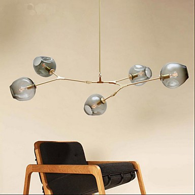 American Creative Personality living Room Dining Room Villa Art Pendant