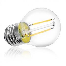 5pcs G45 2W E27 250LM 360 Degree Warm/Cool White Color Edison Filament Light LED Filament Lamp (85-265V)