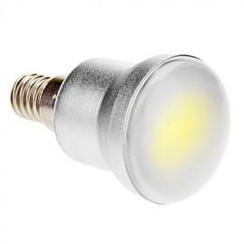 5W E14 LED Globe Bulbs 1 COB 280-320 lm Cool White AC 85-265 V
