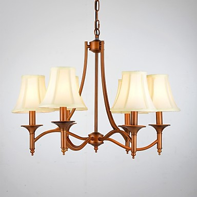40w Modern Contemporary Traditional Clic Rustic Lodge Vintage Country Antique Br Metal Pendant Lightsliving Room Bedroom