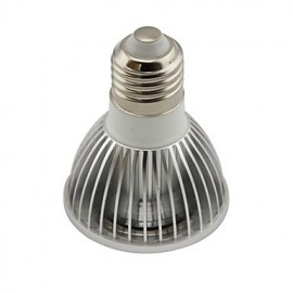 5W GU10 / E26/E27 LED Par Lights PAR20 1 COB 500LM lm Warm White / Cool White Dimmable AC 220-240 / AC 110-130 V