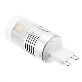 E14 / G9 11 SMD 5050 280 LM Warm White LED Corn Lights AC 220-240 V