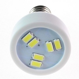 White Light LED Bulb E14 2.5W 6LED SMD5630 220V