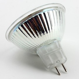 1W GU10 / GU5.3(MR16) LED Spotlight MR16 21 Dip LED 65 lm Warm White / Natural White AC 220-240 / DC 12 / AC 12 V