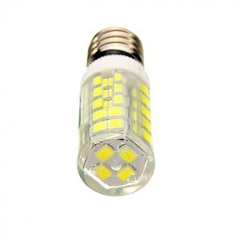 1 pcs E14 / G9 / G4 / E12 8 W 51 SMD 2835 720 LM Warm White / Cool White LED Corn Bulbs AC 220-240 V