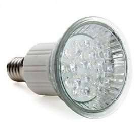 E14 LED Spotlight PAR38 15 High Power LED 75 lm Natural White AC 220-240 V